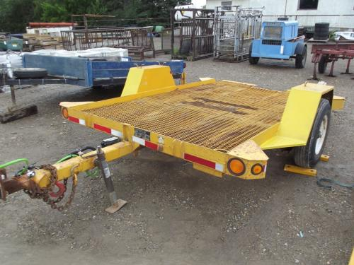 Oam Summer Machinery Sale Sale Yard Is Full Olds Auction