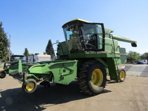 Oam Summer Machinery Sale Olds Ab Global Auction Guide