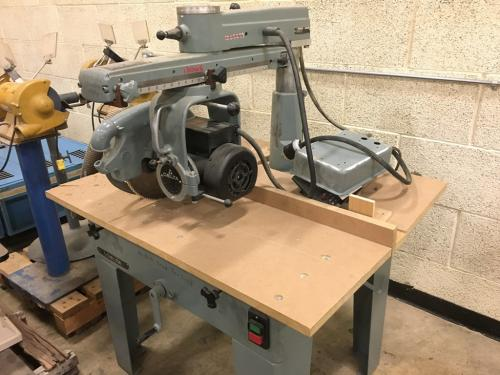 Trees Woodworking Shop Tools And Miscellaneous Auction