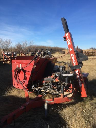 Stringer Ranches Equipment Auction | Olds Auction Mart